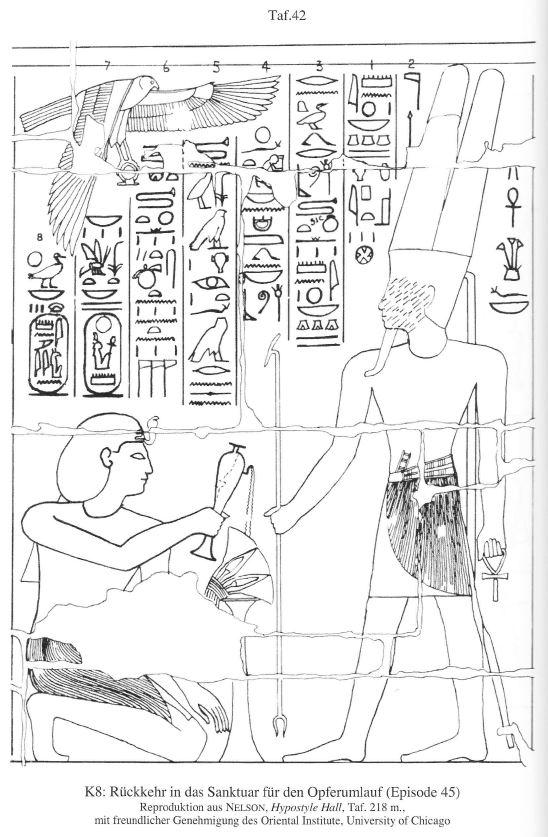 Karnak Reversion of Offerings